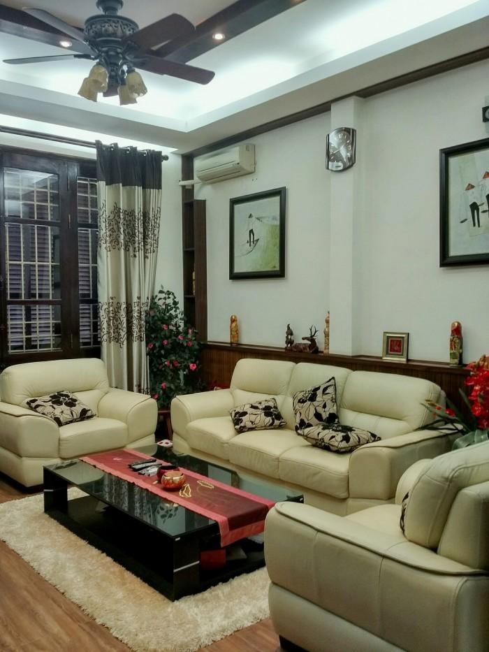Bán nhà mặt ngõ 119 Giáp Bát (thông 162 Kim Đồng), 40m2, 5 tầng còn mới, 3,6 tỷ, ô tô đỗ cửa