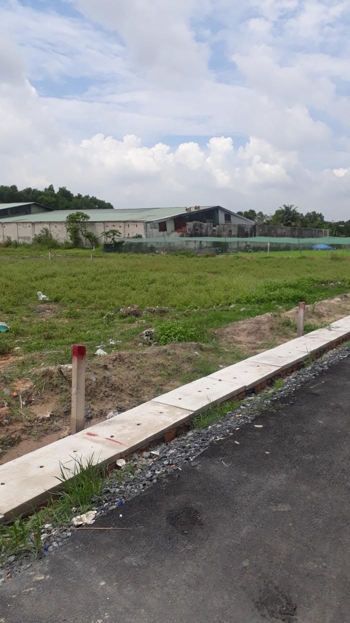 Bán gấp 2 lô đất Phong Phú 180m2 đã thổ cư chỉ - SHR