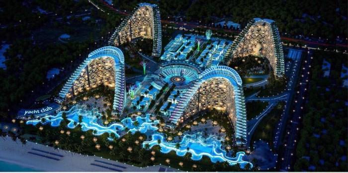 Bán căn hộ dự án The Arena Bãi Dài Cam Ranh