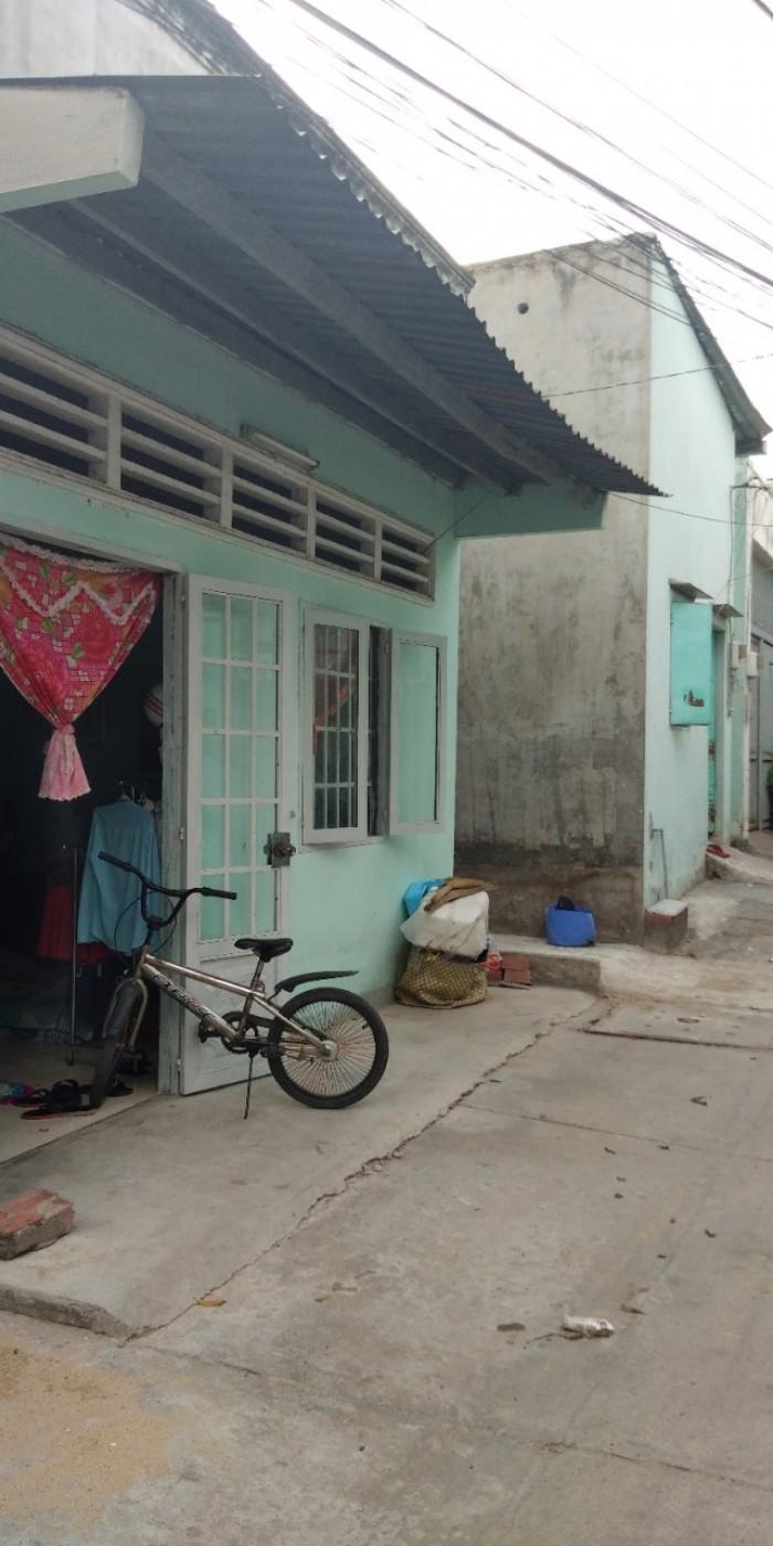 Bán nhà c4  shr gần trường Hoa Lư , hxh.