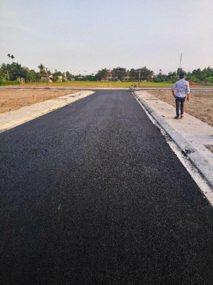 Bán đất nền huyện Bình Chánh SHR