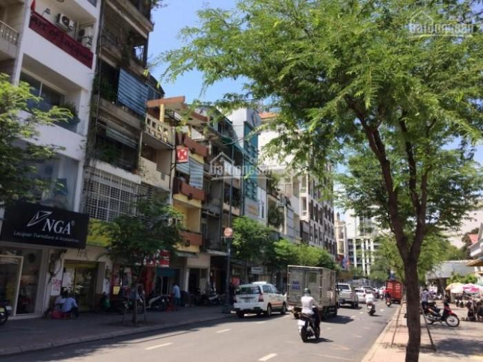 Bán Nhà mặt tiền Tân Thành, Q5 DT 7mx17m,nở hậu 8,5m, giá cực rẻ