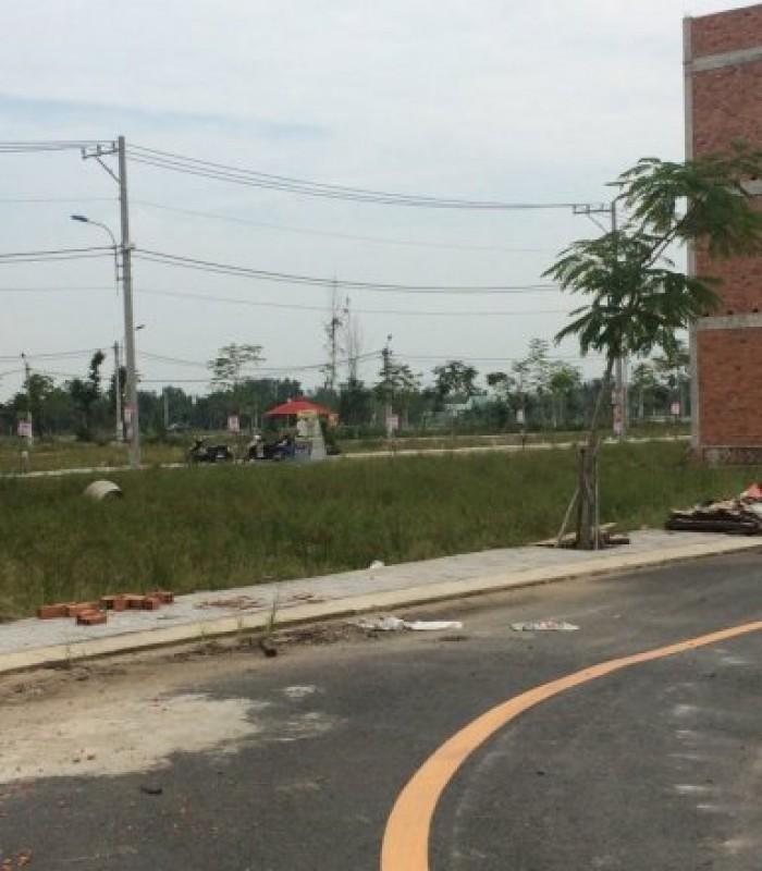 Đất mặt tiền Nguyễn Duy Trinh, mặt tiền 16m tiện di chuyển,