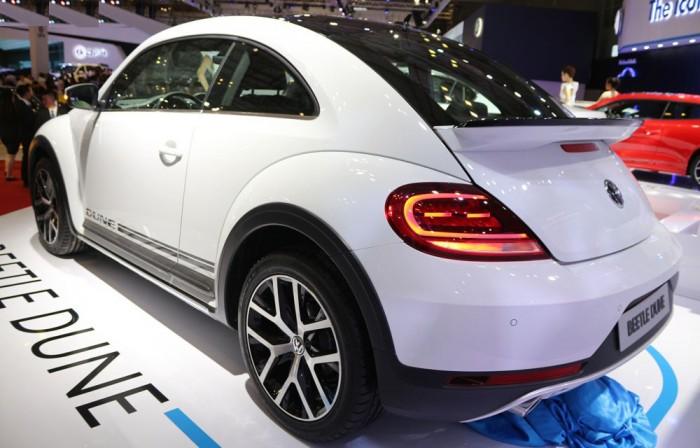 GIÁ TỐT TOÀN QUỐC bán xe Beetle Dune mới nhập 100% 3