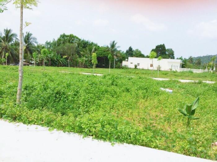 Chính chủ bán 2 lô đất liền kề đường Búng Gội, Phú Quốc, sổ hồng riêng