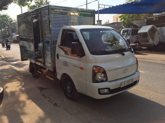 Hyundai Thành Công H150 tải 1.5Tấn  Ero 4 Hộp Số 6 Cấp