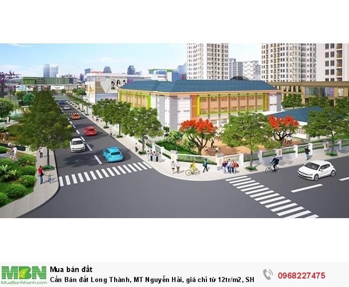 Cần Bán đất Long Thành, MT Nguyễn Hải, giá chỉ từ 12tr/m2, SHR