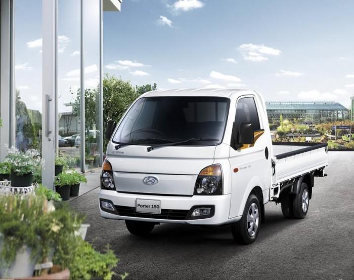 Xe tải Hyundai porter 1.5 tấn hd150,thùng siêu dài.