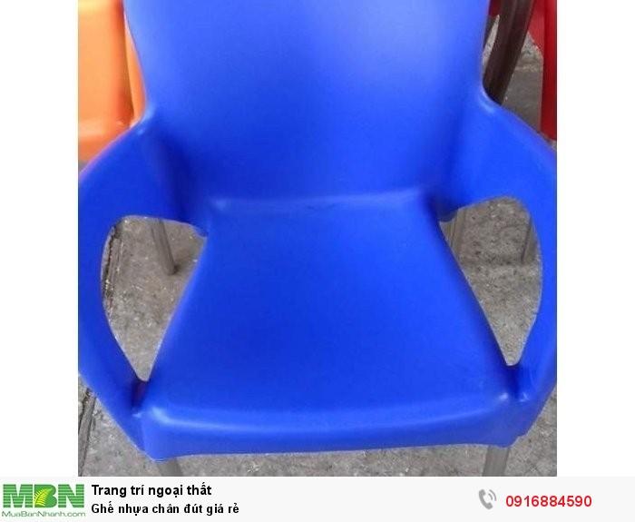Ghế nhựa chân đút giá rẻ4