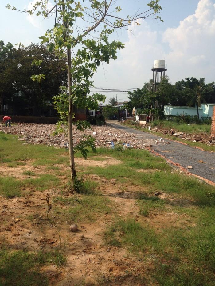 Bán Gấp Lô  Góc 2mt Nguyễn Duy Trinh Q9