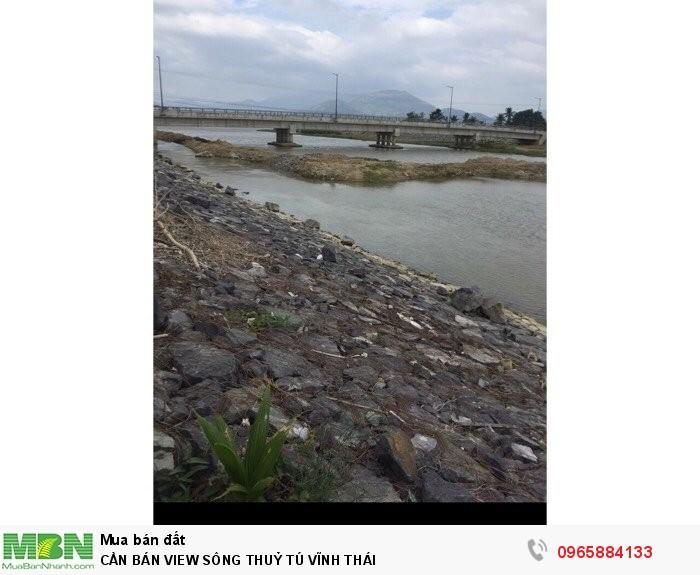Cần Bán View Sông Thuỷ Tú Vĩnh Thái