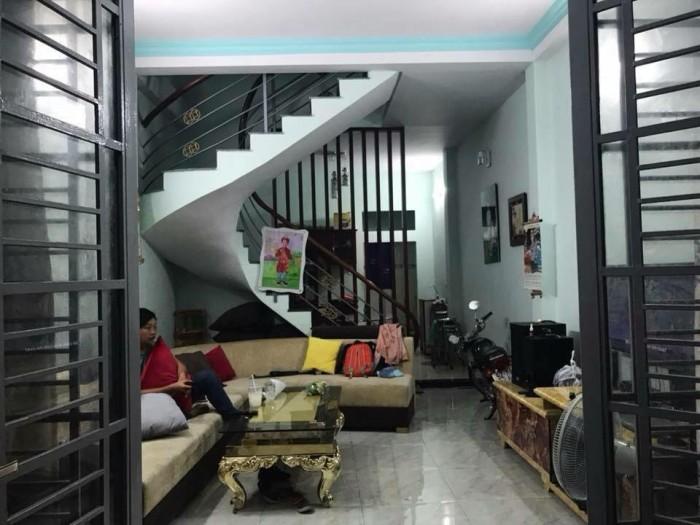 Bán nhà Bình Thạnh 40m2 HXH cách MT 15m Phan Văn Trị P11