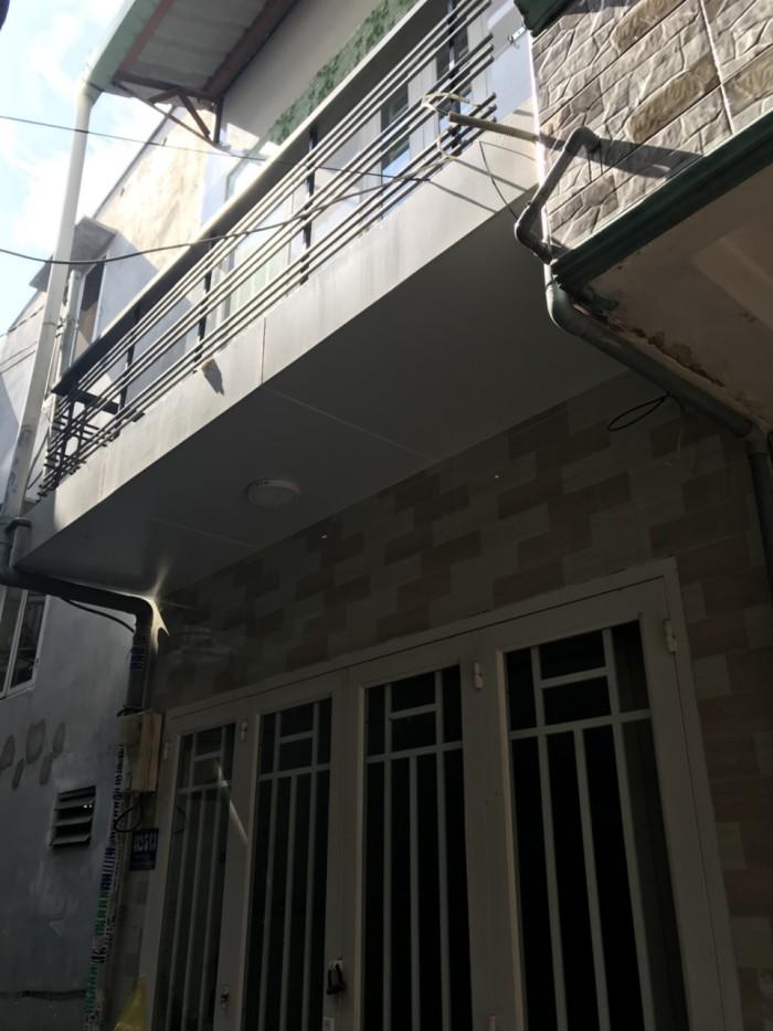 Cần Bán Nhà Hẻm Phú Thọ Hòa . Quận Tân Phú