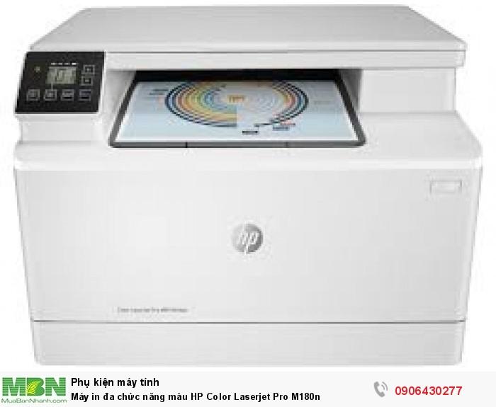 Máy in đa chức năng màu HP Color Laserjet Pro M180n0
