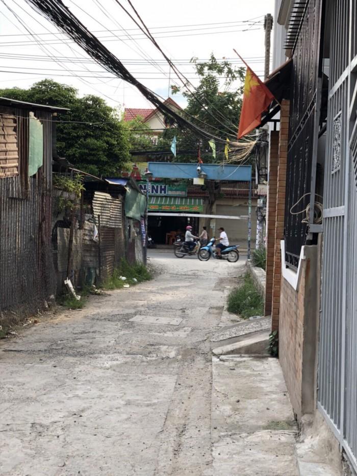 Nhà hẻm giá rẻ đường Dương Đức Hiền , DT 3,5m x 10,5m(NH3,7m)