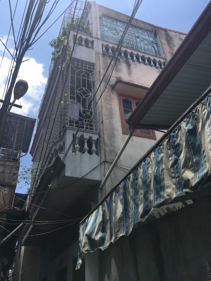 Bán nhà 3 tầng Ngõ Đặng Kim Nở( rất gần cv, nhà hát tp), Hướng TB