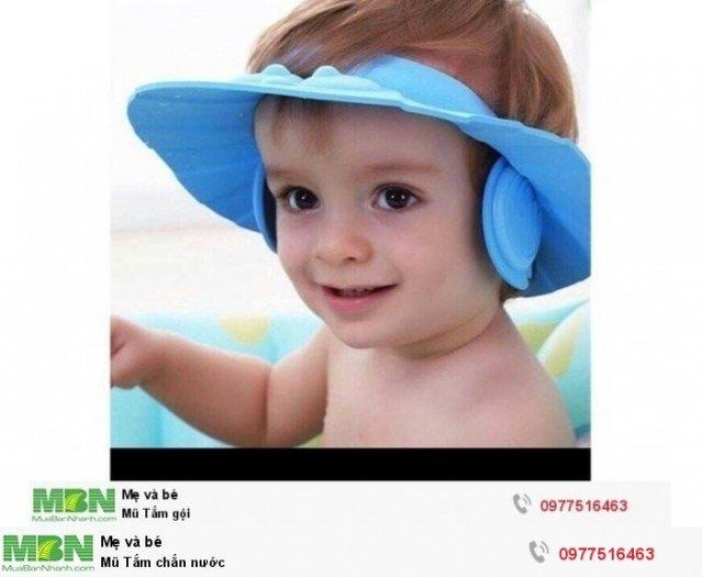 Mũ Tắm chắn nước0