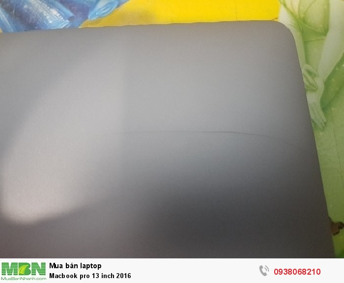 Macbook pro 13 inch 20164