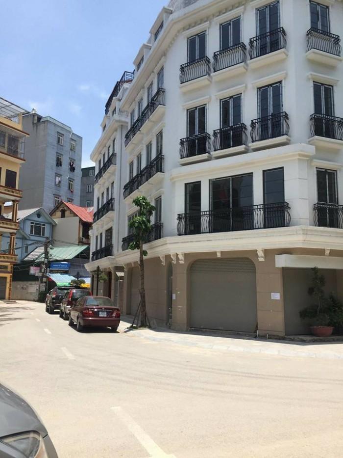 Bán biệt thự hai mặt phố Đình Thôn,Từ Liêm 68m2, 5 tầng, MT 17m, 14 tỷ.