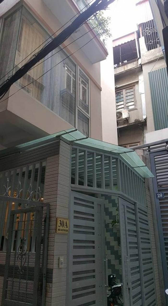 Cần bán gấp căn nhà ở võ thị sáu quận Hai Bà Trưng thành phố Hà Nội