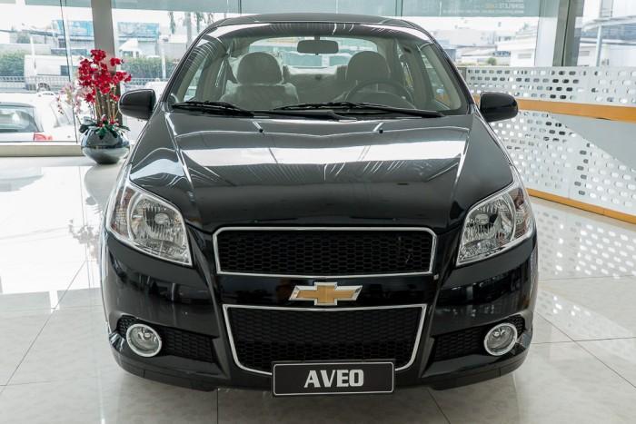 Chevrolet AVEOTặng ngay 60tr-LS ưu đãi,hỗ trợ 100% 2