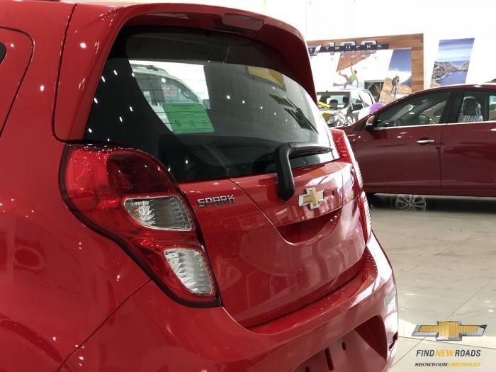 Chevrolet Spark, Giảm 60 triệu, Trả trước 50 triệu 0