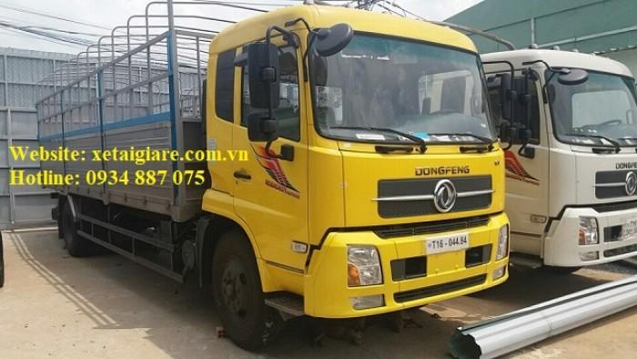 Đại lý xe tải Dongfeng Hoàng Huy B170 9.35 tấn (9,35 tấn) tại miền Nam 3