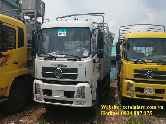 Đại lý xe tải Dongfeng Hoàng Huy B170 9.35 tấn (9,35 tấn) tại miền Nam 2