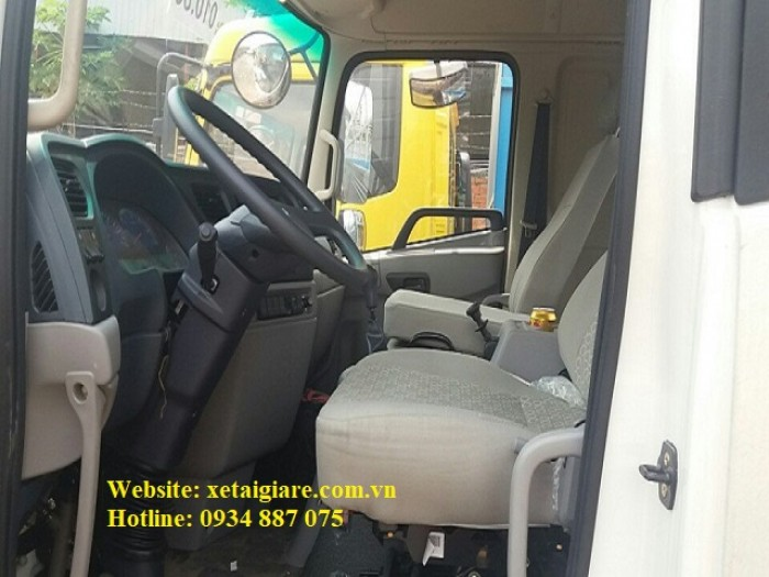 Đại lý xe tải Dongfeng Hoàng Huy B170 9.35 tấn (9,35 tấn) tại miền Nam 0