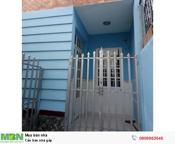 Cần bán nhà gấp