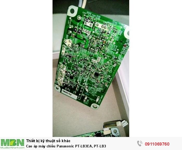 Cao áp máy chiếu Panasonic PT-LB3EA, PT-LB31