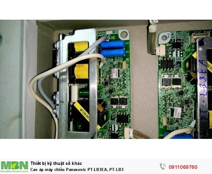 Cao áp máy chiếu Panasonic PT-LB3EA, PT-LB32