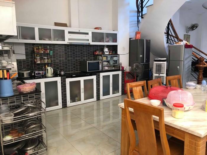 Bán gấp nhà HXH Nguyễn Văn Công, nhà rất đẹp 3T giá rẻ 7.1 tỷ.