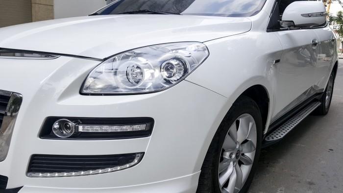 Bán Luxgen U7 nhập khẩu 2 cầu 4x4, đời 2013 biển TPHCM,màu trắng tinh