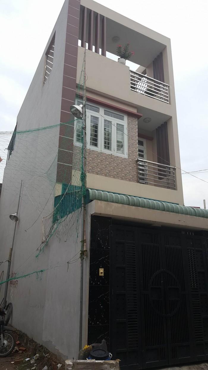 Bán nhà mặt tiền Đường Ngô Chí Quốc