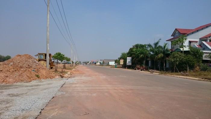 Bán 7 lô đất mặt tiền đường 18m Kế KCN Vsip2 mở rộng