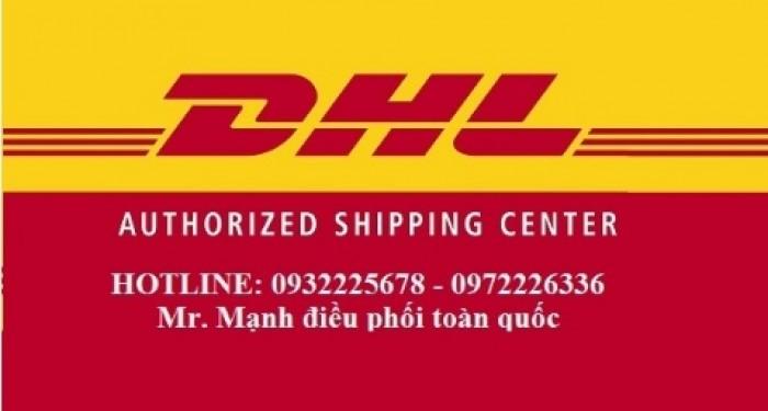 Gửi hàng đi quốc tế DHL tại TPHCM | Giảm giá 30%