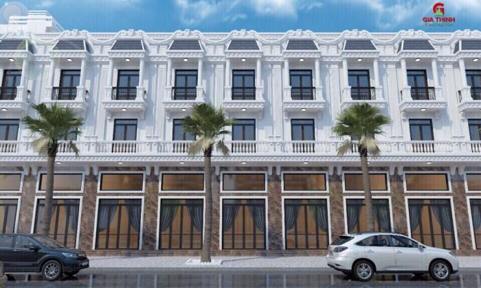 Nhà phố siêu đẹp đường Hà Huy Giáp Quận 12 giá chính chủ đầu tư từ 1-1.3 tỷ