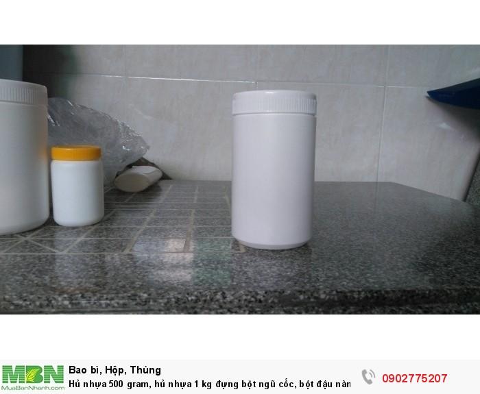 Hủ nhựa hdpe 500 gam1