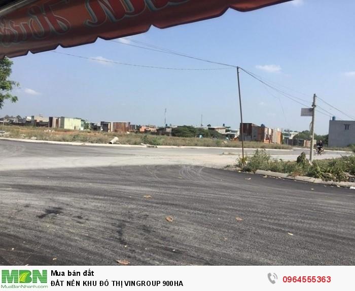 Đất Nền Khu Đô Thị Vingroup 900ha