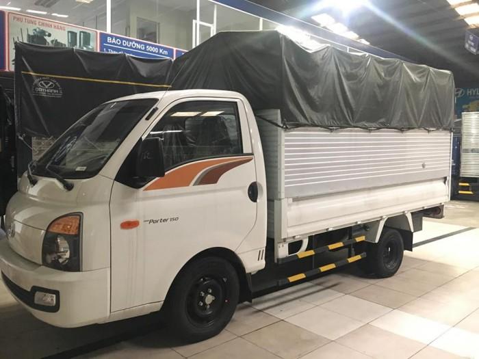 Xe Tải Hyundai 1.5 Tấn Porter 150 Thành Công