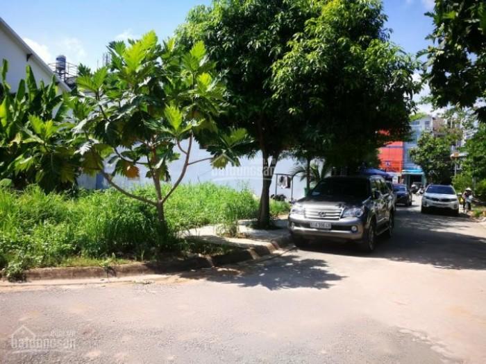 Nằm mặt tiền đường Nguyễn Hữu Trí,gần trung tâm hành chánh và trường học