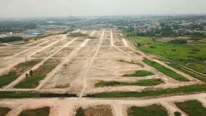 Bán đất nền dự án tại Khu đô thị Đông Bình Dương - Thị xã Dĩ An - Bình Dương