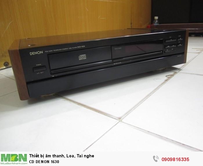 CD Denon 1630