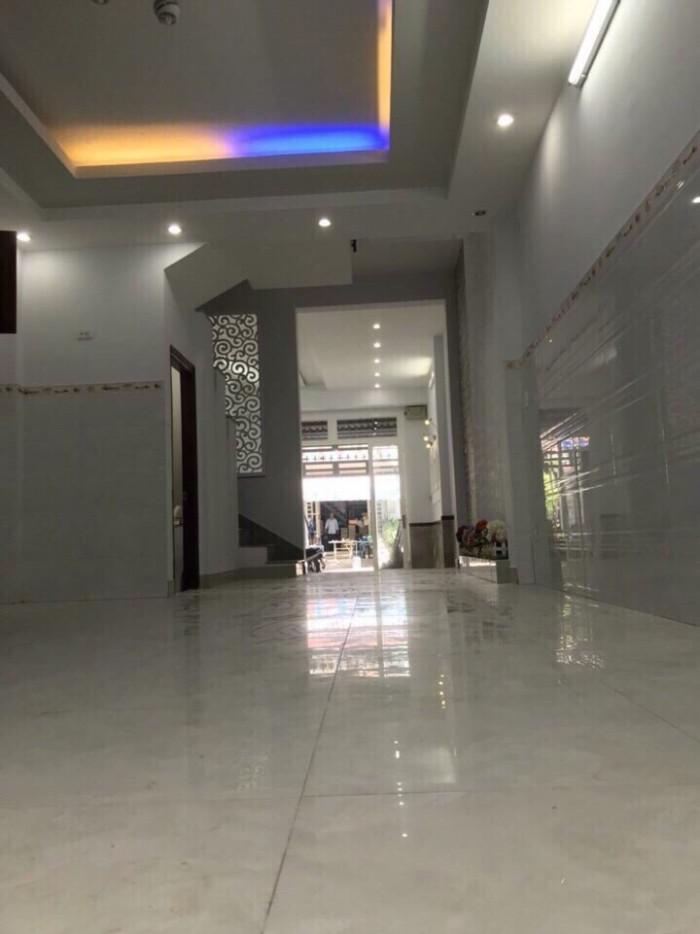 Nhà MTKD giá tốt đường Lê Sao , DT 4m x 18,5m