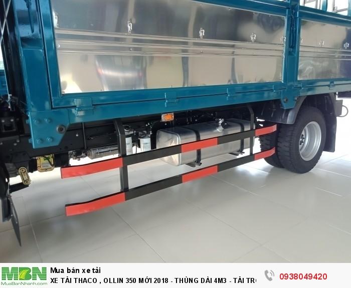 Xe Tải Thaco Ollin 350.E4 - Mới nhất hiện tại - Thùng Dài 4m4 - Tải Trọng 2,15 & 3,49 tấn - Hổ Trợ Trả Góp 7