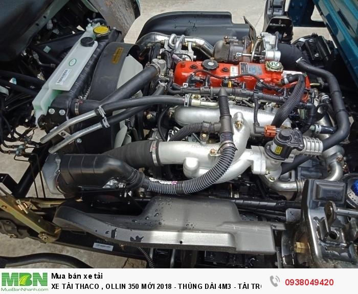 Xe Tải Thaco Ollin 350.E4 - Mới nhất hiện tại - Thùng Dài 4m4 - Tải Trọng 2,15 & 3,49 tấn - Hổ Trợ Trả Góp 8