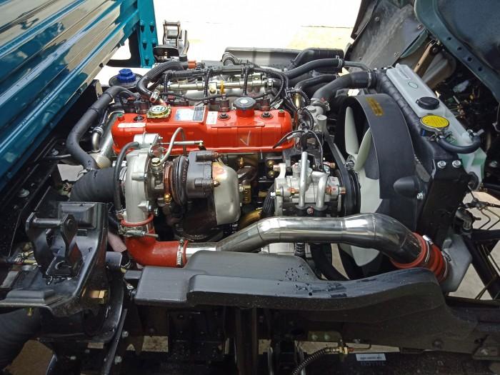 Xe Tải Thaco Ollin350.E4 -  Mới nhất hiện tại - Động Cơ Euro 4 - Tải 2tấn15 và 3tấn49 - Bán Xe Trả Góp 10