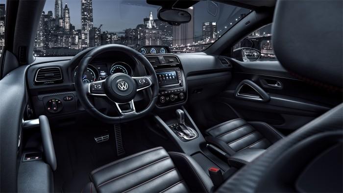 VW Scirocco R 8
