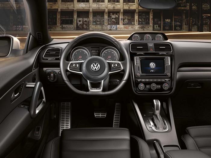 VW Scirocco R 5